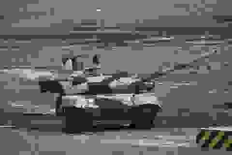 Sức mạnh đáng gờm của mẫu xe tăng thế hệ mới của Nga