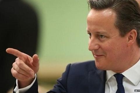 Lãnh đạo thế giới chúc mừng Thủ tướng Anh Cameron