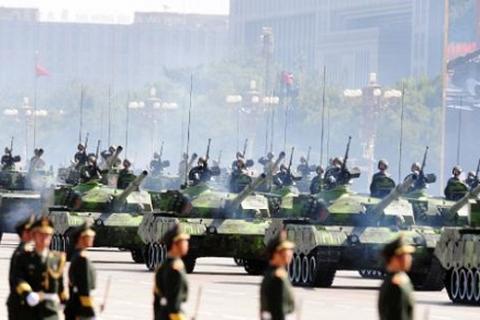Trung Quốc cấm binh sĩ sử dụng thiết bị điện tử thông minh