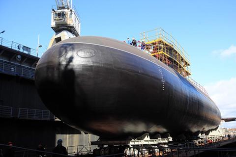 Nga hạ thủy tàu ngầm giảm thanh nhất thế giới