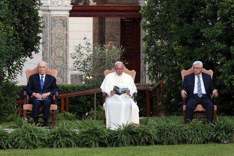 Vatican chính thức công nhận Nhà nước Palestine