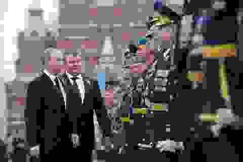 Tổng thống Putin cách chức gần 20 tướng Nga ngay trước lễ diễu binh