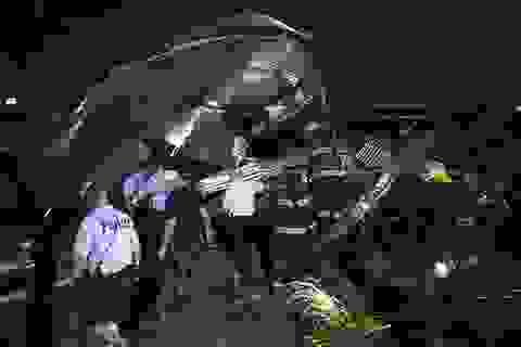 Mỹ: Tàu hỏa trật bánh, ít nhất 5 người chết