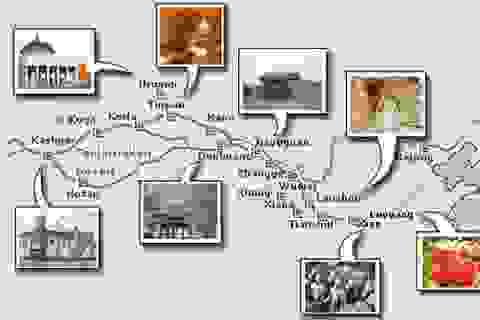 Con đường tơ lụa của Trung Quốc sẽ chẳng đi đến đâu?