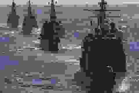 3 kịch bản có thể dẫn đến cuộc đối đầu Mỹ-Trung trên Biển Đông