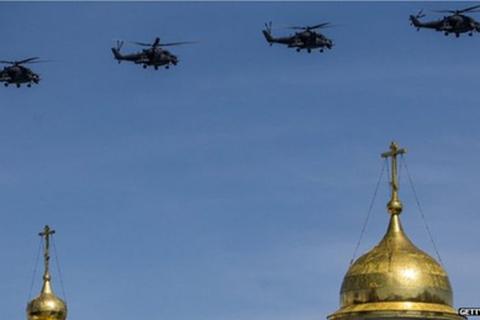 Nga bất ngờ tập trận không quân quy mô lớn