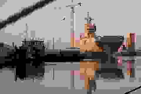 """Hải quân Pháp kiên quyết """"nói không"""" với tàu Mistral đóng cho Nga"""