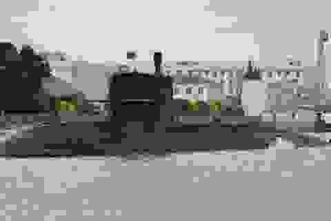 Báo Nhật lật tẩy điểm yếu của tàu ngầm Trung Quốc