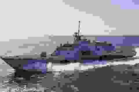 4 tàu chiến Mỹ tại Singapore sẽ mở rộng phạm vi tác chiến vào năm 2018
