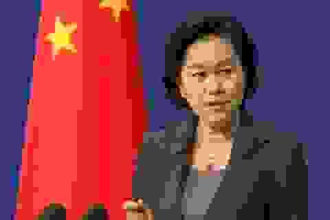 Trung Quốc lớn tiếng dọa Philippines đừng khiêu khích trên Biển Đông