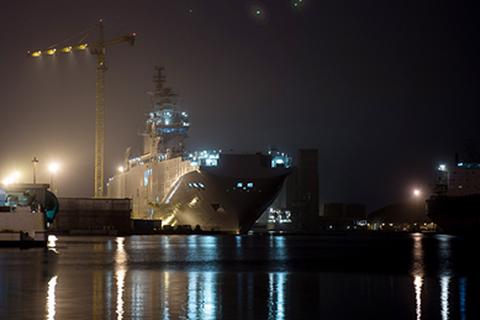 Nga hủy thương vụ mua 2 chiến hạm Mistral của Pháp