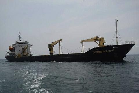Philippines thông báo: Tàu hàng Việt Nam mắc cạn trên Vịnh Albay