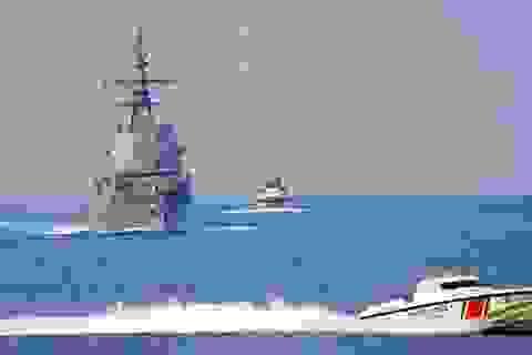 NATO huy động lực lượng 5 nước tập trận quy mô lớn trên Biển Đen