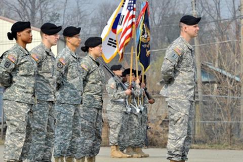 Một binh sĩ Mỹ tử vong khi huấn luyện tại Hàn Quốc