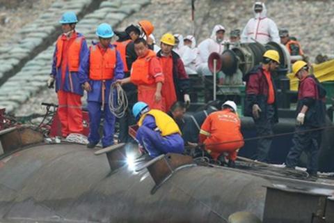 """Trung Quốc hứa không """"che đậy tội lỗi"""" trong vụ chìm tàu"""