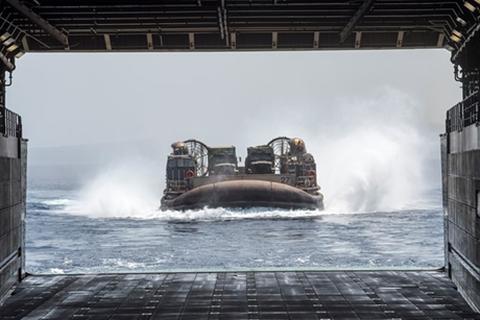 Hải quân Mỹ phát triển mẫu tàu đổ bộ tấn công thế hệ mới