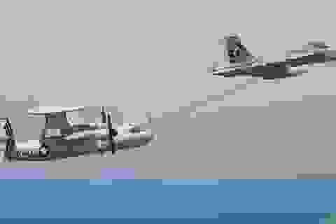 Mỹ điều chuyển hàng loạt chiến đấu cơ hiện đại tới Thái Bình Dương