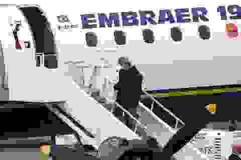 Phi cơ Đức suýt va chạm với máy bay không người lái tại Ba Lan