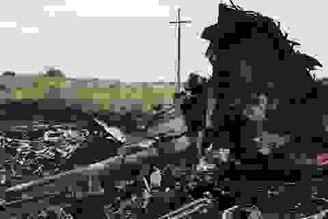 Nga đề xuất phương án mới cho vụ rơi máy bay MH17