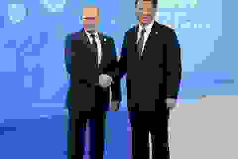 Vì sao Trung Quốc và Nga xích lại gần nhau?
