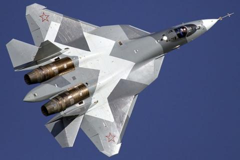 """5 mẫu chiến đấu cơ """"đáng gờm"""" nhất của Nga"""
