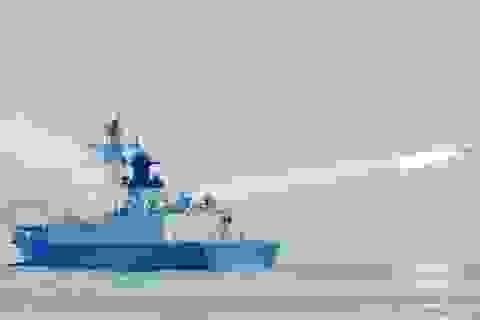 """Tướng Trung Quốc lớn tiếng hối thúc mở rộng hải quân đối phó """"nguy cơ"""""""