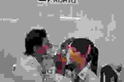 Chương trình chăm sóc mắt học đường 2013: Hành trình tiếp bước ước mơ
