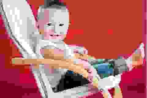 Vui bụng giúp bé khoẻ và thông minh hơn