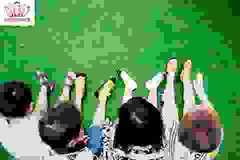 BST giày dép Anh Quốc 2014 dành cho bé yêu