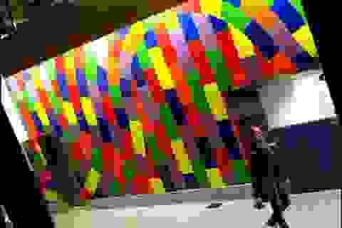 New York: Nghệ thuật dưới đường hầm
