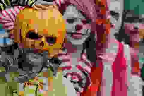 Rộn ràng không khí Halloween trên khắp thế giới