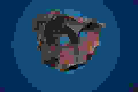 Vân thạch có hình dạng mặt người