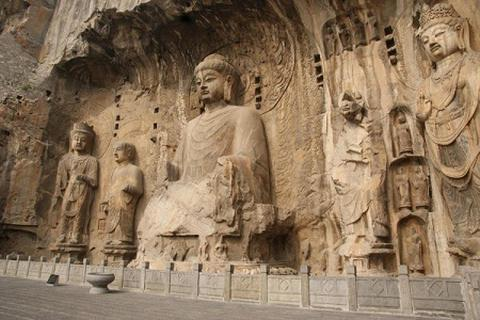 Kỳ quan kiến trúc tạo thành từ những khối đá khổng lồ