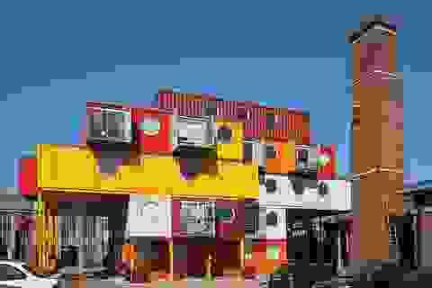 Kiến trúc lego- xu thế mới trong nhịp sống đô thị