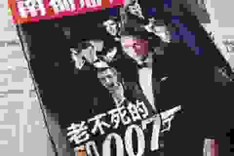 """Trung Quốc cắt bỏ những chi tiết bị """"bôi xấu"""" trong Skyfall"""