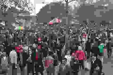 Hướng thanh niên tới văn minh lễ hội