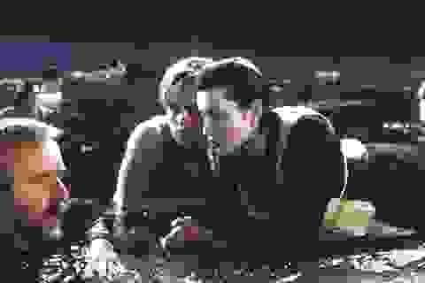 """Ảnh hậu trường thú vị của phim """"Titanic"""""""