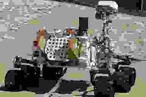 Tàu thăm dò sao Hỏa sẵn sàng hạ cánh