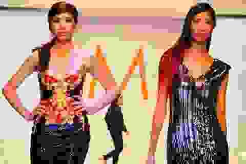 Trình diễn xu hướng thời trang tóc Thu Đông 2013