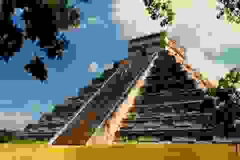 Nền văn minh Maya sụp đổ vì những trận hạn hán kéo dài