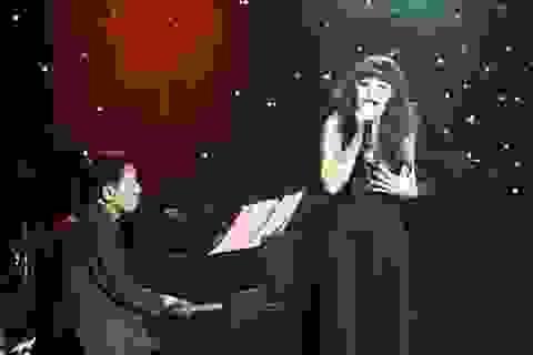 Mỹ Linh, Ngọc Anh 3A da diết trong đêm nhạc Phú Quang