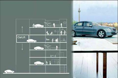 Công nghệ hỗ trợ đỗ xe tự động
