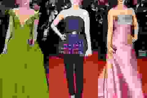 Sự phô trương của người đẹp Trung Quốc tại Cannes