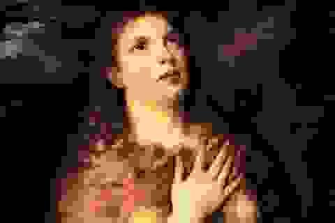Sự dữ dội trong tranh khỏa thân thời Phục Hưng
