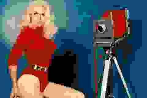 Nhìn ngắm vẻ đẹp phụ nữ Mỹ thập niên 1950