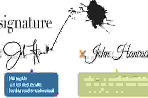 Chữ viết hé lộ tính cách và sức khỏe mỗi người