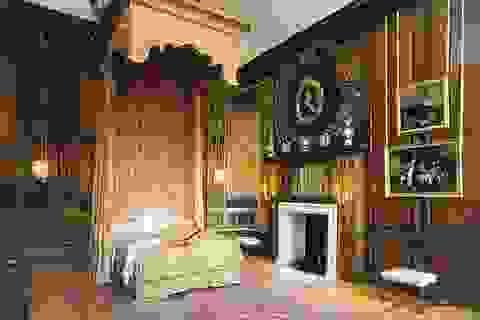Bí mật trong phòng ngủ của Hoàng gia Anh