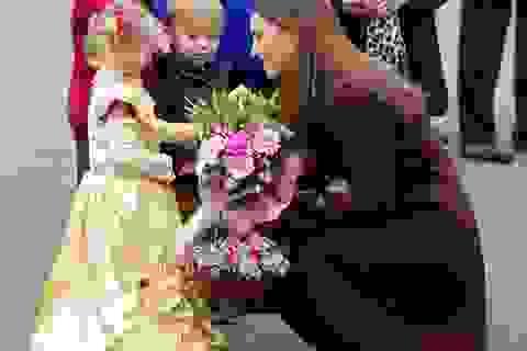 """Những khoảnh khắc đẹp của """"bông hồng mới nước Anh"""""""