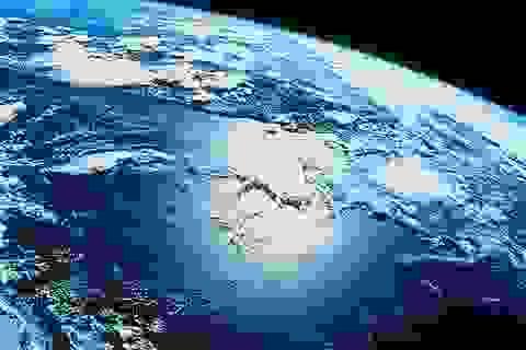 Khoảnh khắc yên bình hiếm có trên trái đất