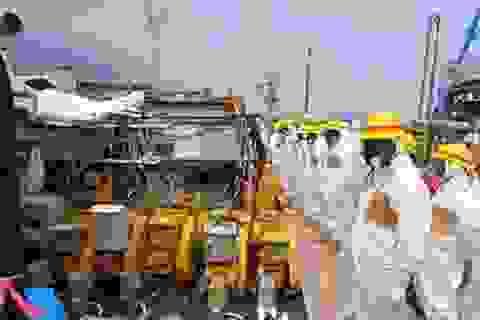 Nhật lại khốn khổ vì phóng xạ từ điện hạt nhân